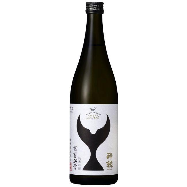 Wine Suigei Shuzo Kouiku No 54 Junmai Ginjo Sake