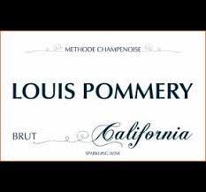 Sparkling Louis Pommery Sparkling Brut California