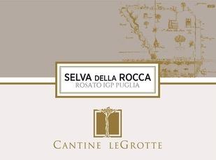 Wine Cantine Le Grotte Puglia Selva Della Rocca Rosato 2016
