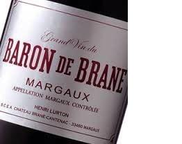 Wine Baron De Brane 2010