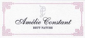 Sparkling Amelie Constant VDF Brut Nature Rose Sparkling