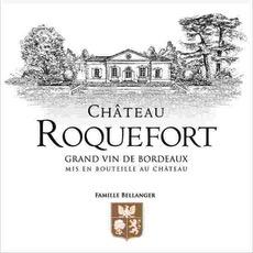 Wine Château Roquefort, Bordeaux Blanc 2015