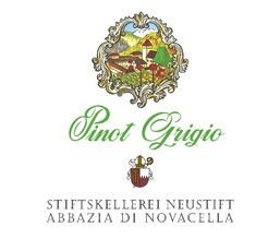 Wine Abbazia di Novacella Pinot Grigio Alto Adige 2016