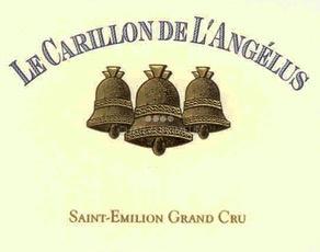 Wine Chateau Angelus Le Carillon de L'Angelus 2012