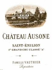 Wine Château Ausone 2012