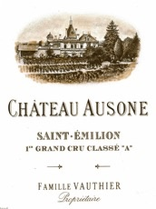 Wine Château Ausone, Saint-Émilion 1er Grand Cru Classé 2012