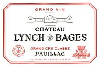 Wine Château Lynch-Bages, Pauillac 5ème Grand Cru Classé 2011