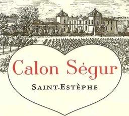 Wine Château Calon-Ségur, Saint-Estèphe 1996 1.5L
