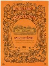 Wine Château Lafon-Rochet, Les Pelerins de Lafon Rochet Saint-Estèphe  2012