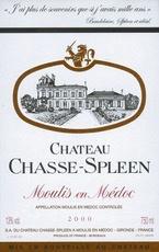 Wine Château Chasse-Spleen, Château Chasse-Spleen 2012