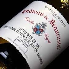 Wine Chateau de Beaucastel Chateuneuf du Pape Vieilles Vignes 2014
