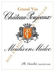Wine Château Poujeaux, Moulis-en-Médoc Cru Bourgeois Exceptionnel 2012