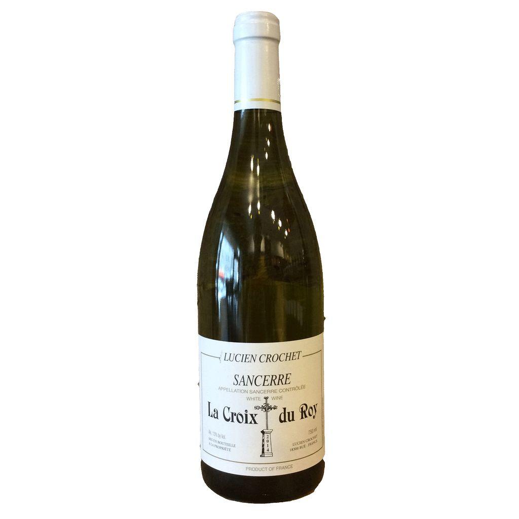 Wine Lucien Crochet Sancerre Croix du Roy 2015