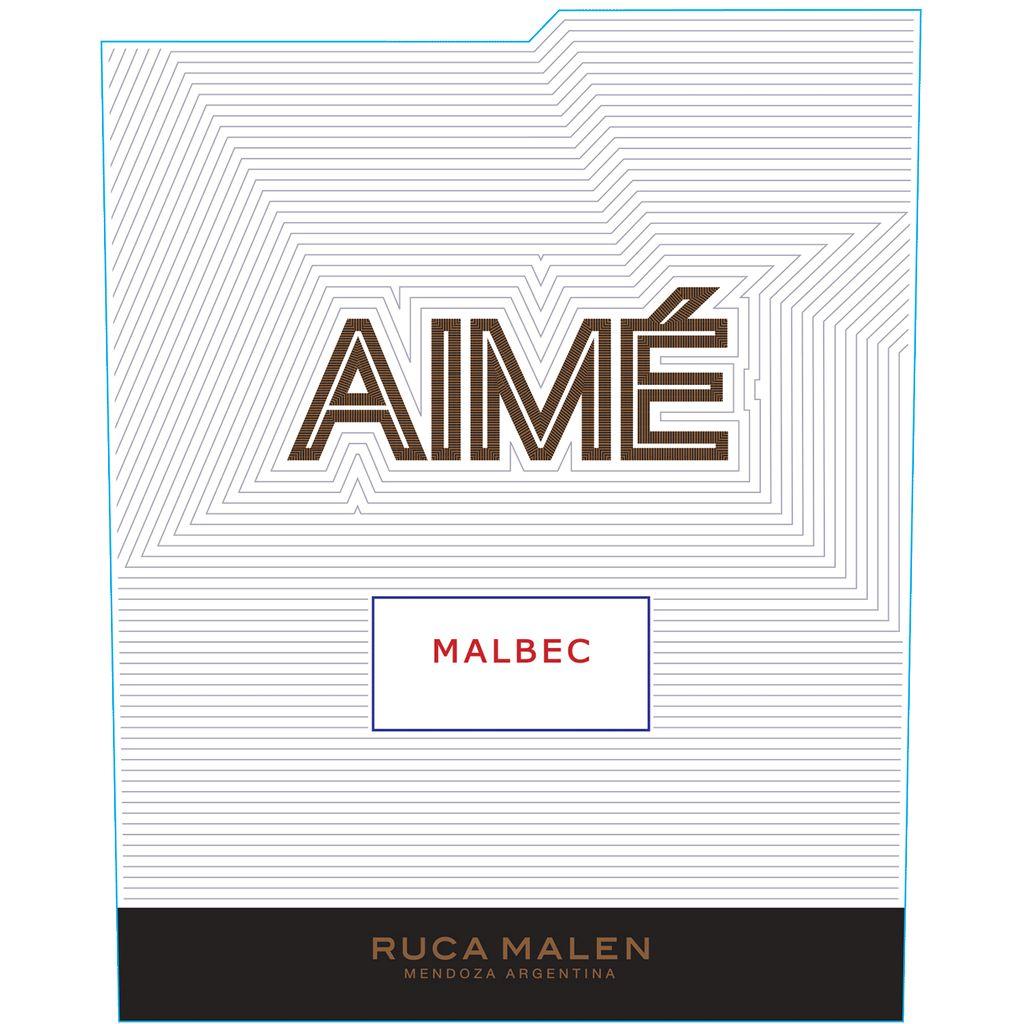 Wine Ruca Malen Malbec Aime 2016
