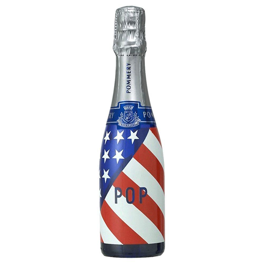 Sparkling Pommery Champagne POP 187ml