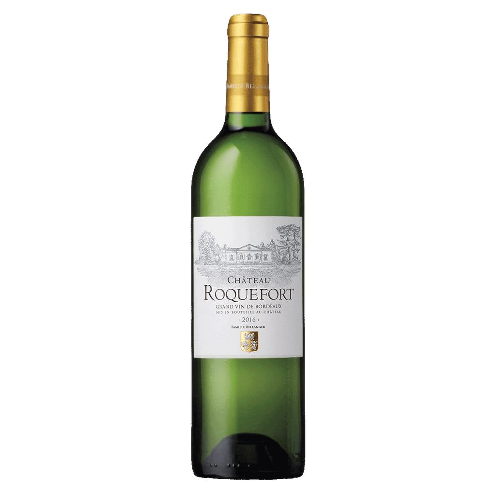 Wine Château Roquefort, Bordeaux Blanc 2016
