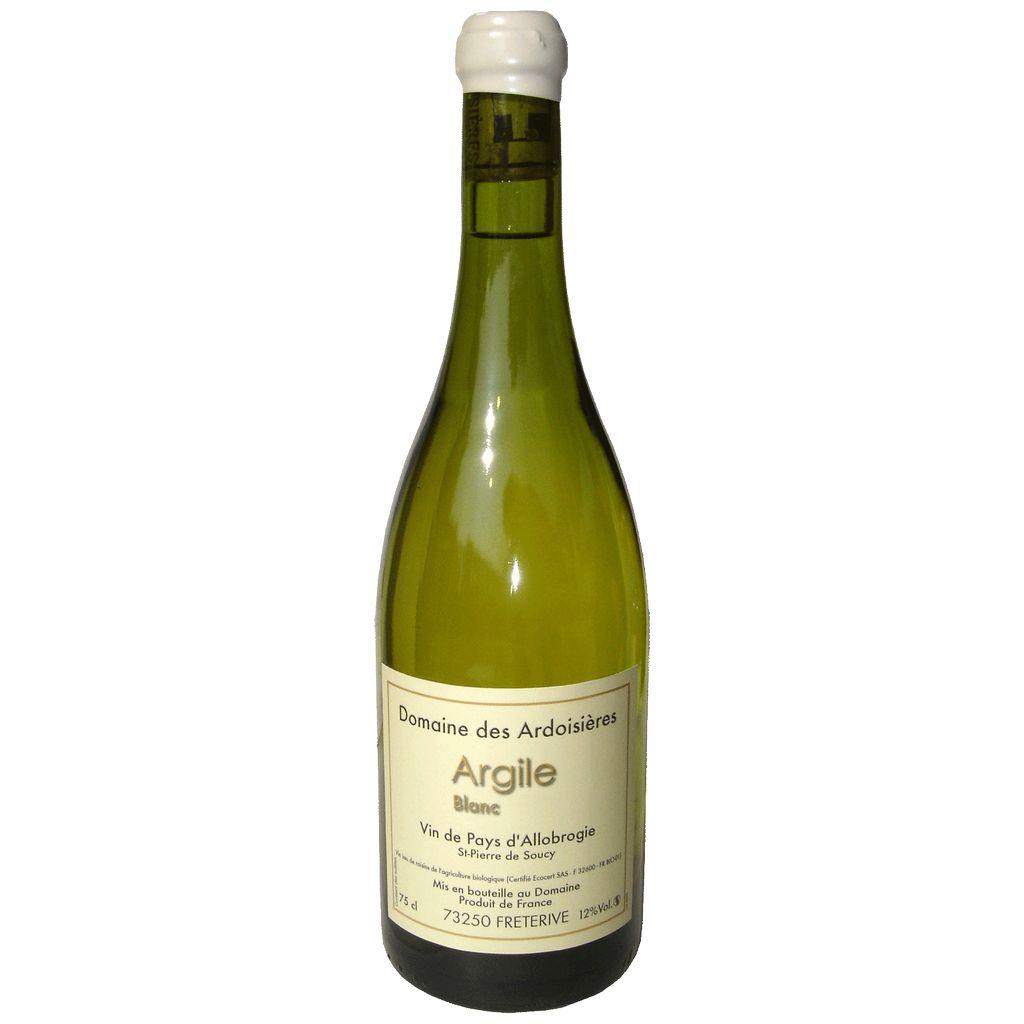 Wine Domaine des Ardoisieres Cuvee Argile Blanc 2015