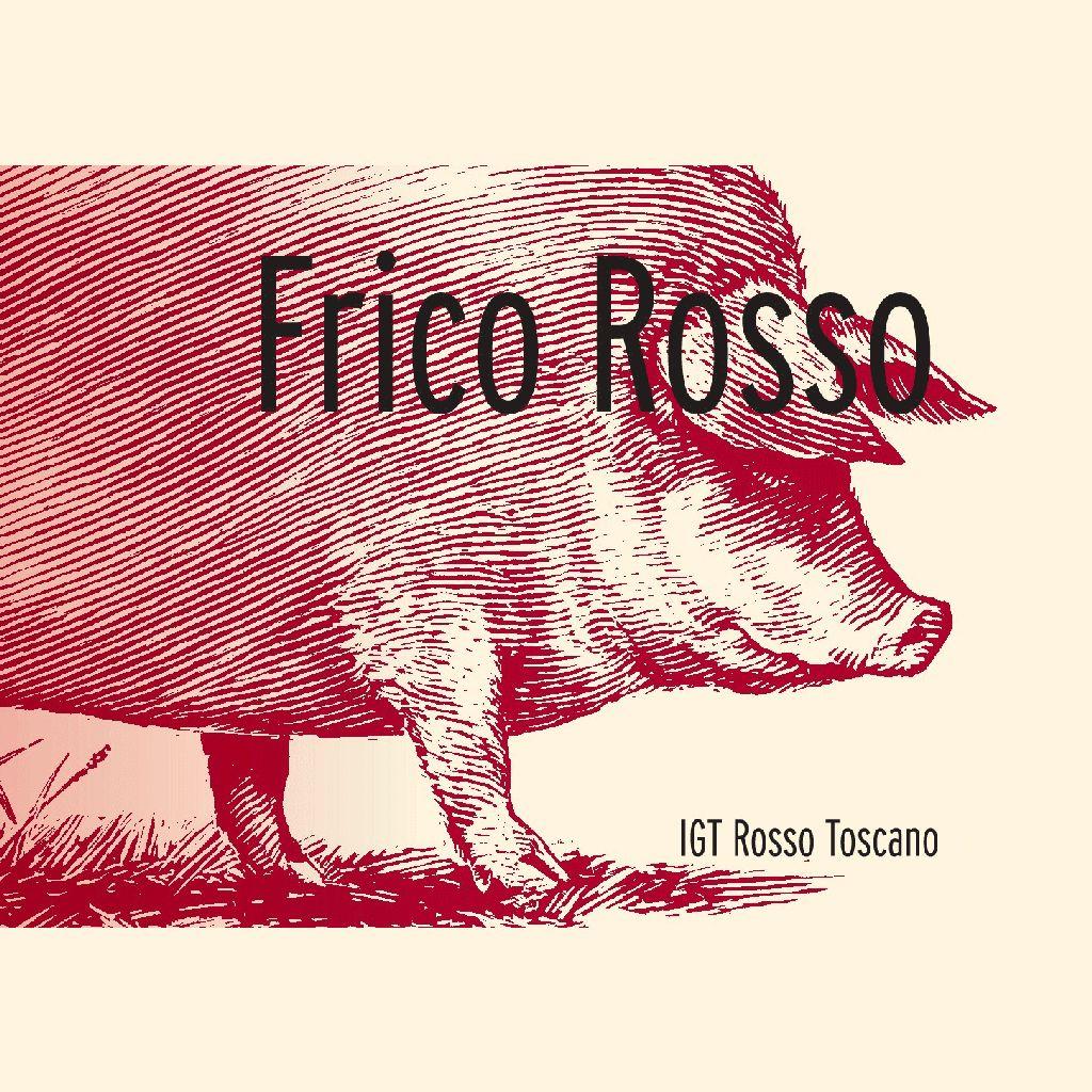 Wine Scarpetta Frico Rosso Toscana 2014