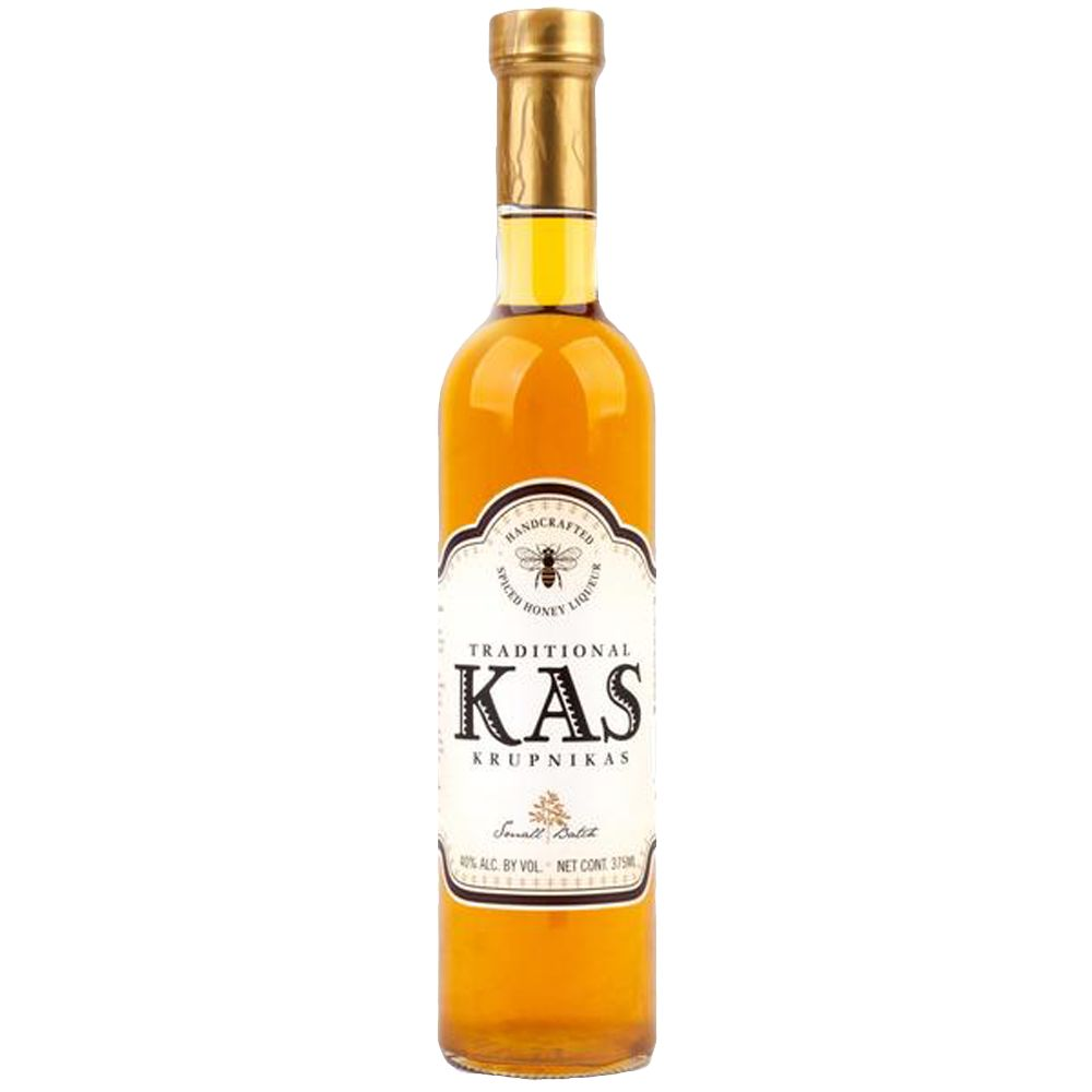Spirits Kas Spirits Krupnikas Handcrafted Spiced Honey Liqueur 375ml