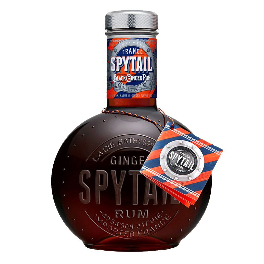 Spirits Spytail Black Ginger Rum