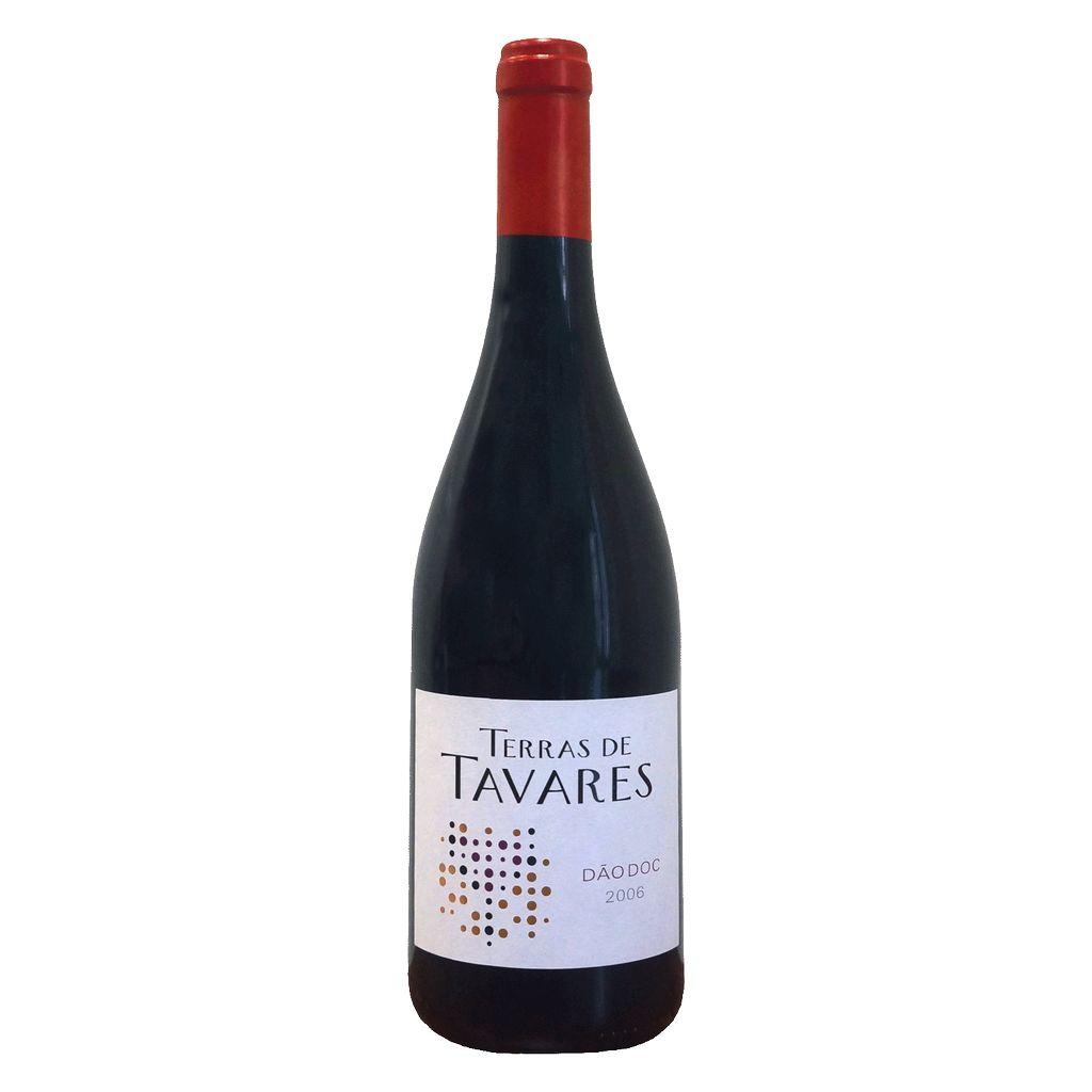 Wine Quinta da Boavista, Dão Terras De Tavares Vinho Tinto 2006