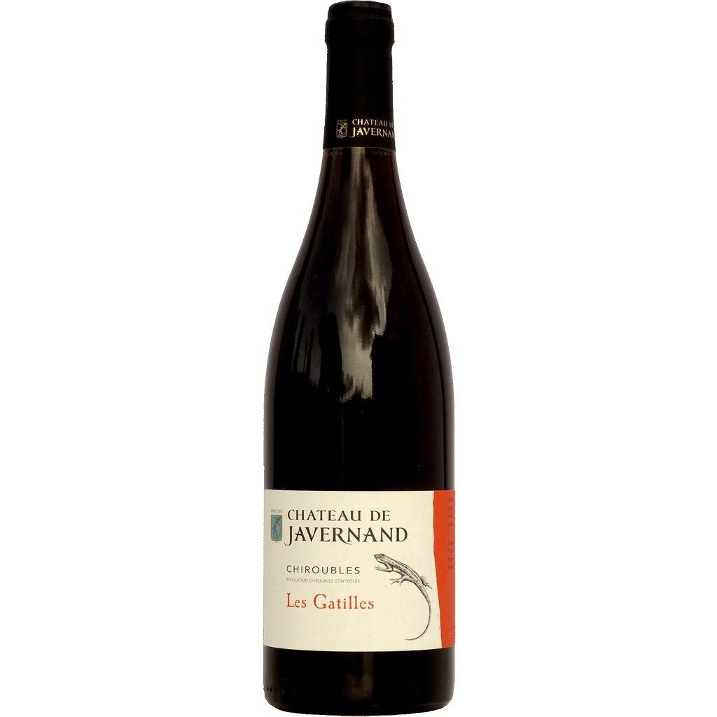 Wine Ch de Javernand Chiroubles Les Gatilles Beaujolais 2015