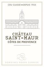 Wine Chateau Saint Maur Cotes de Provence Rose 2016