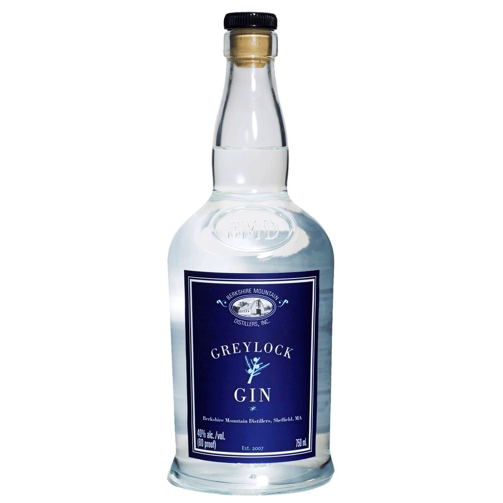 Spirits Berkshire Mountain 'Greylock' Gin