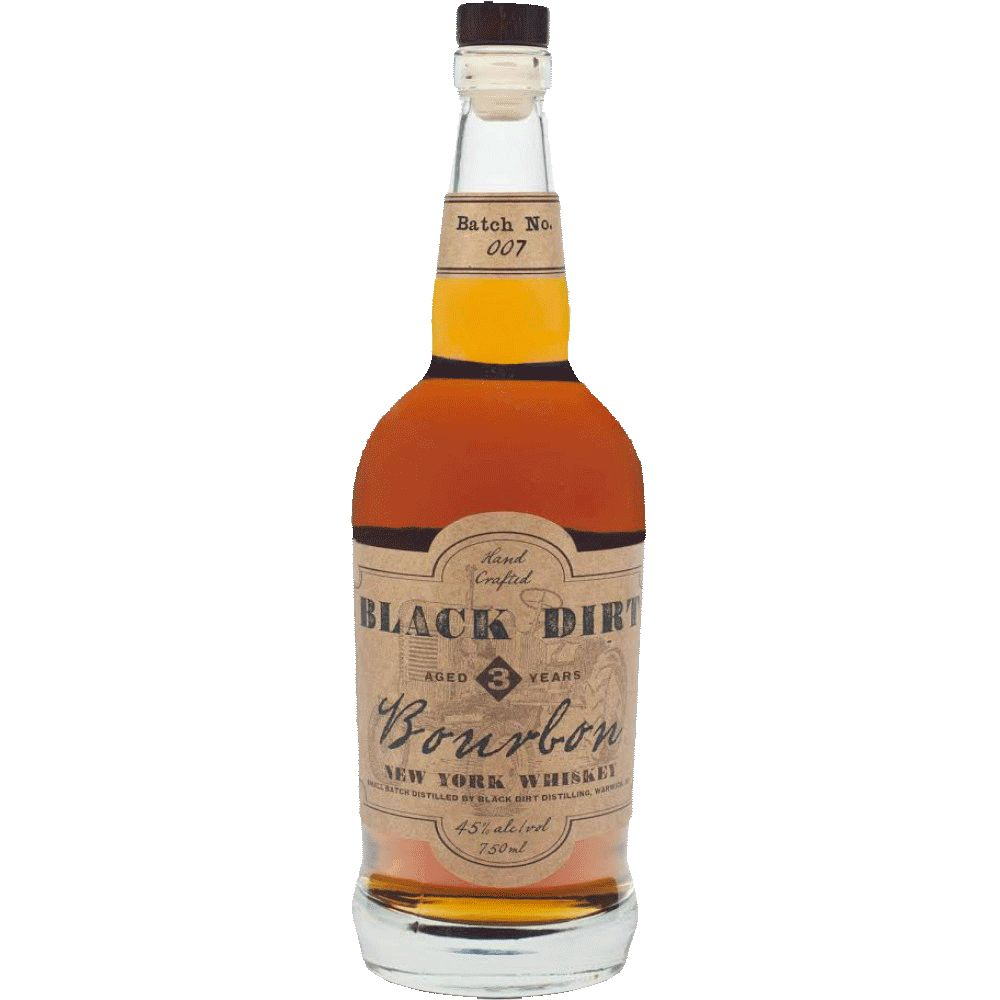 Spirits Black Dirt Bourbon