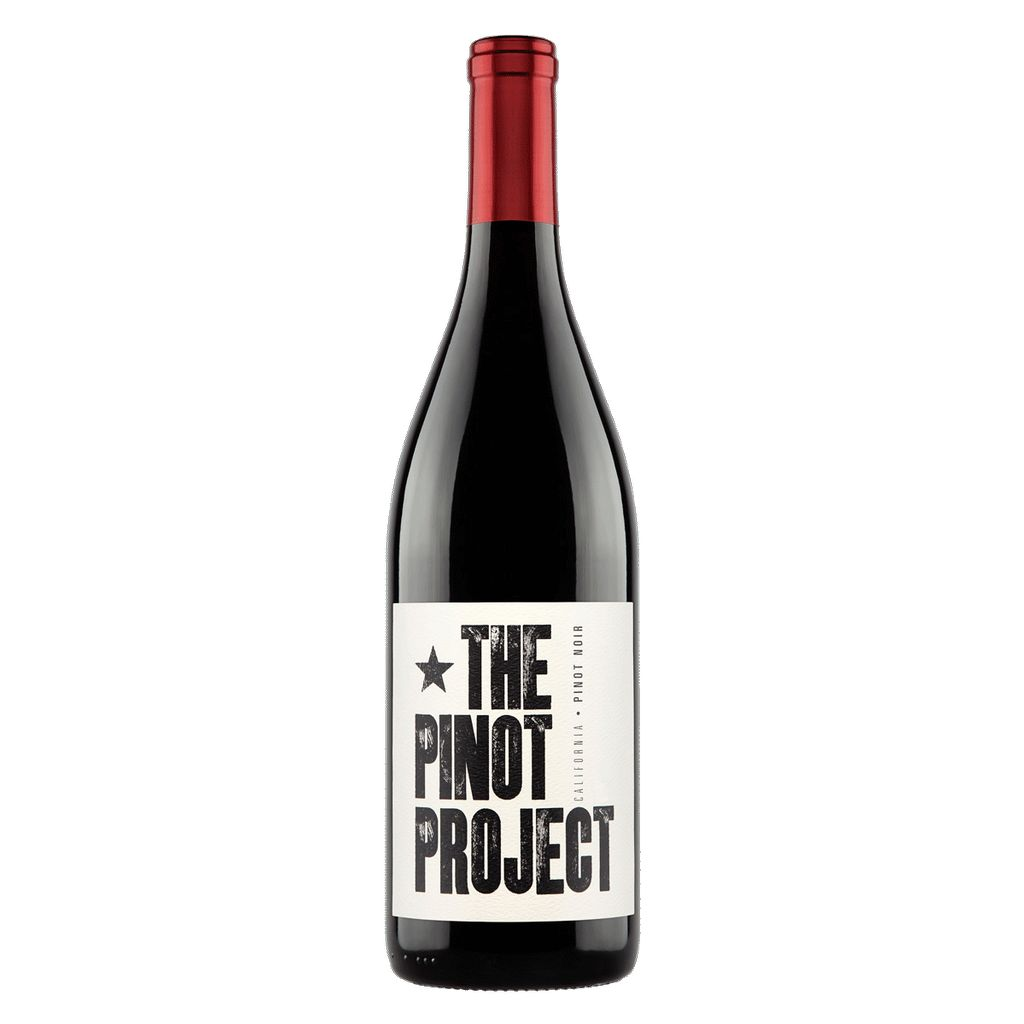Wine The Pinot Project Pinot Noir 2015