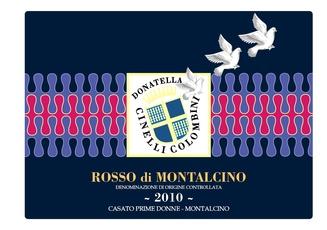 Wine Donatelli Cinelli Colombini Rosso di Montalcino 2015