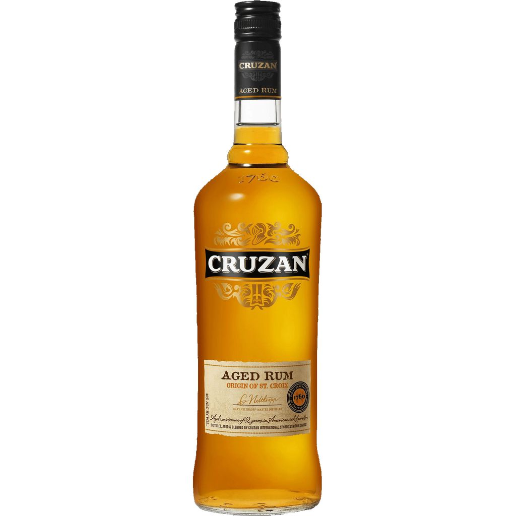 Spirits Cruzan Aged Dark Rum 375ml