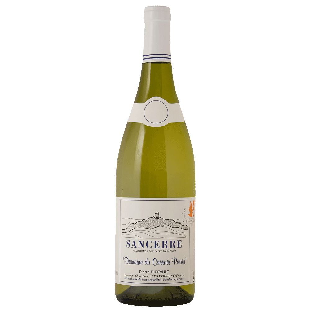 Wine Domaine Carroir Perrin Pierre Riffault Sancerre 2016