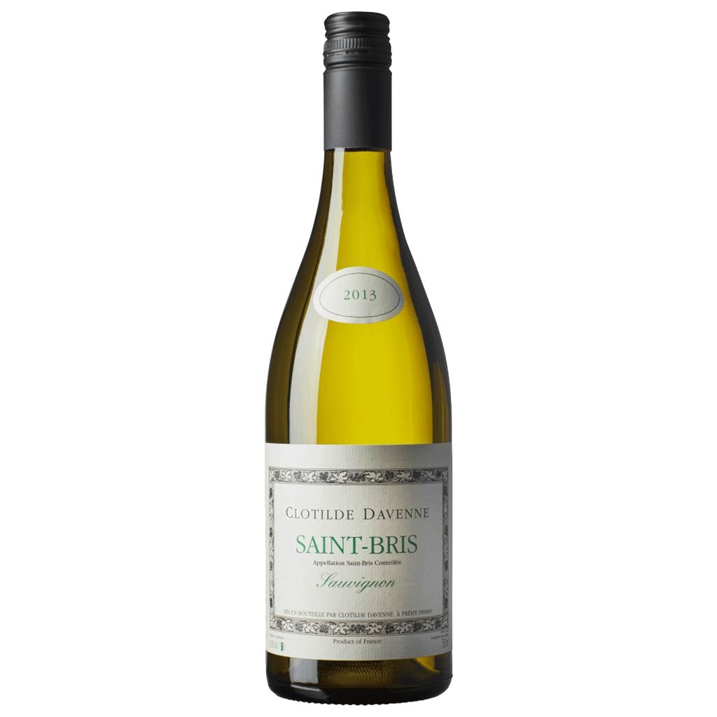 Wine Clotilde Davenne Sauvignon de Saint Bris 2015