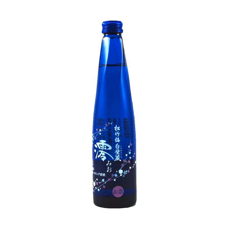 Wine Takara Shuzo Shochikubai Mio Sparkling Sake 300ml