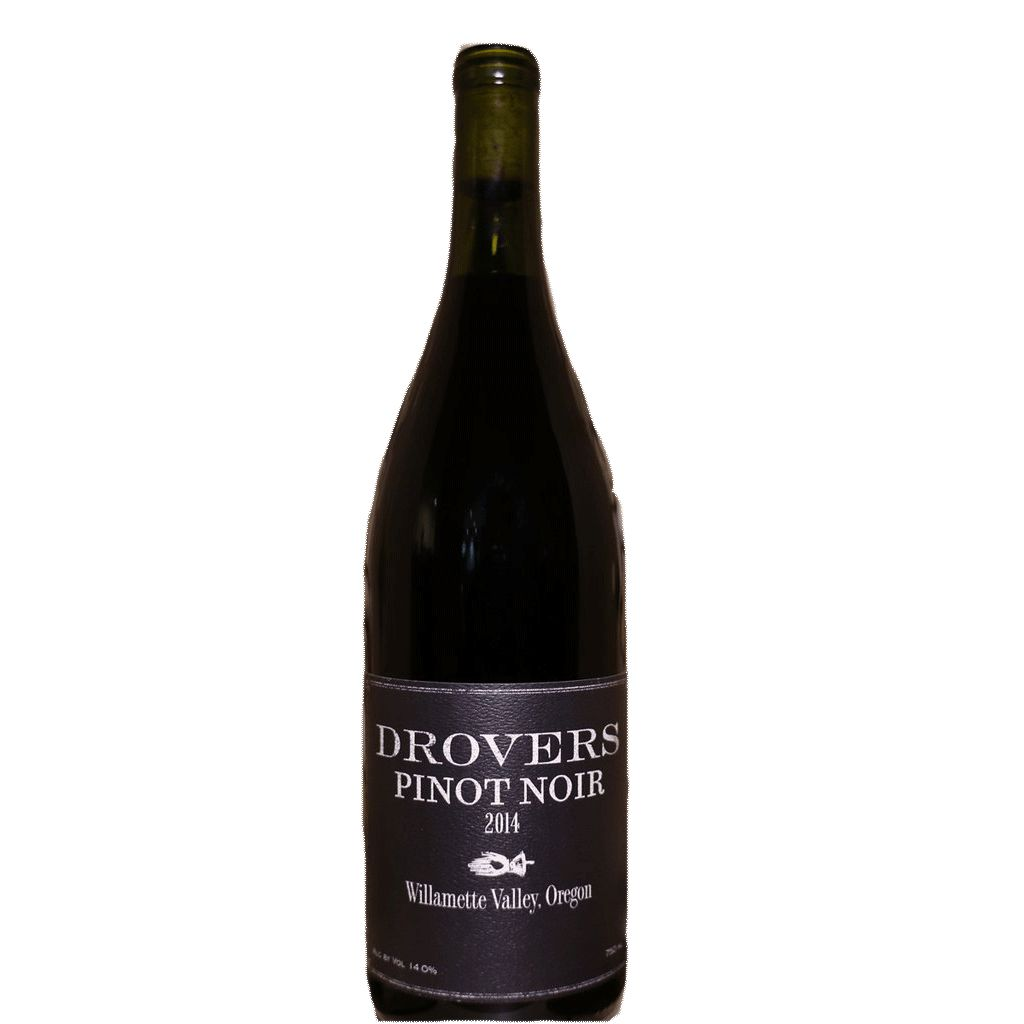 Wine Drovers Willamette Valley Pinot Noir 2015