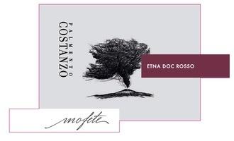 Wine Palmento Costanzo Etna Rosso Mofete 2014