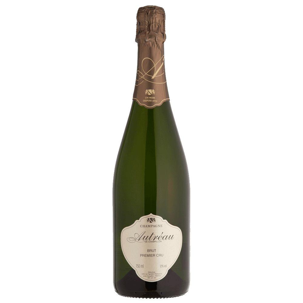 Sparkling Champagne Autreau de Champillon Champagne Premier Cru Brut