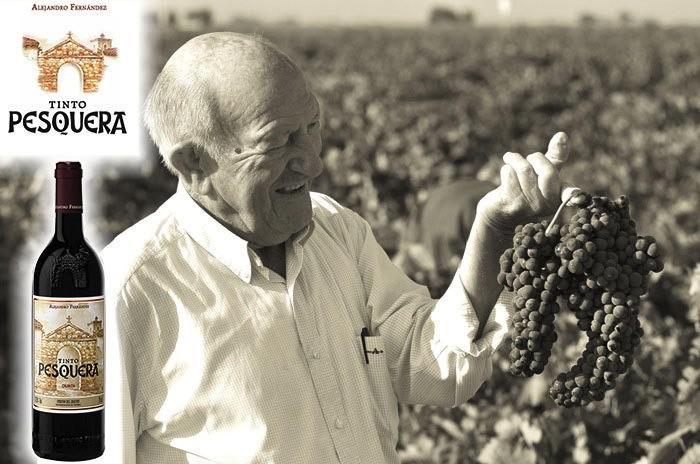 Wine Tinto Pesquera Ribera del Duero Crianza 2014