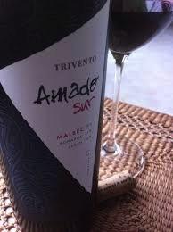 Wine Trivento Malbec Amado Sur 2014