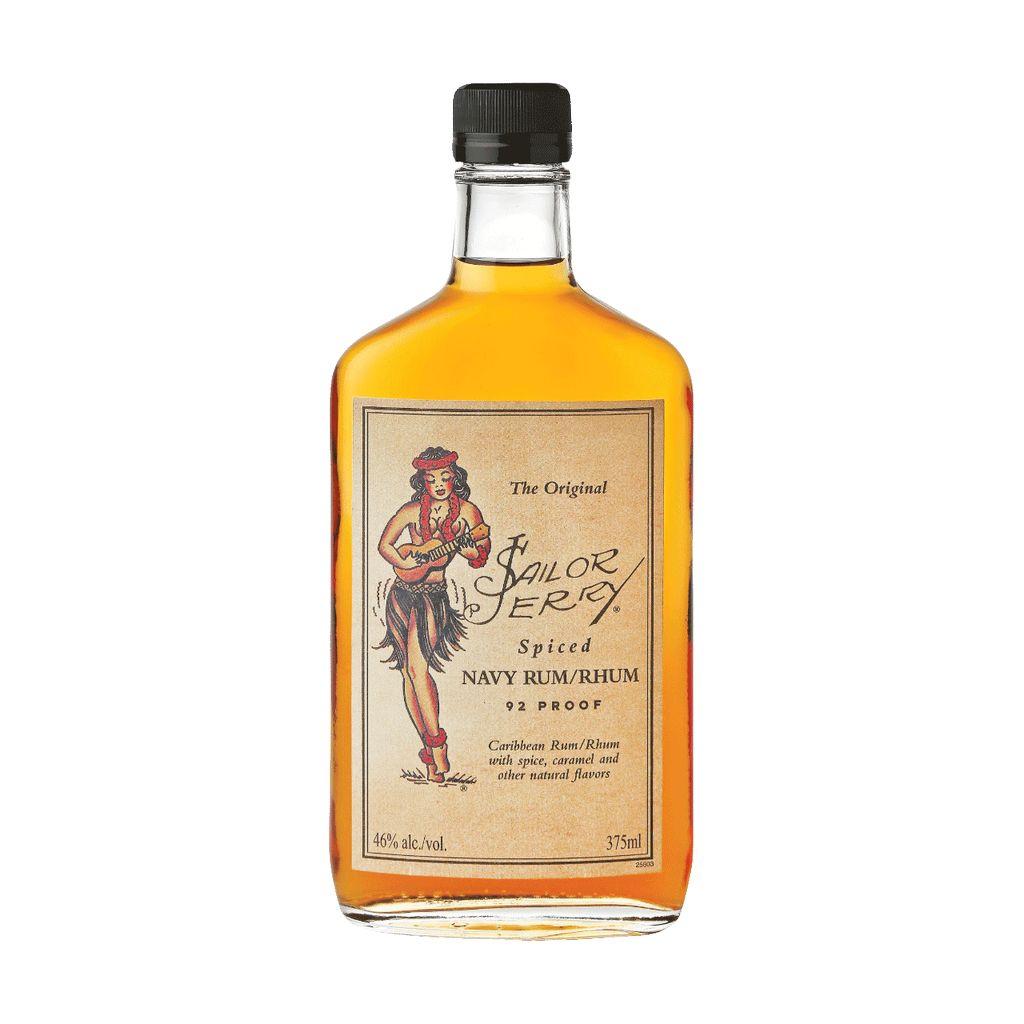 Spirits Sailor Jerry Spiced Rum 375ml