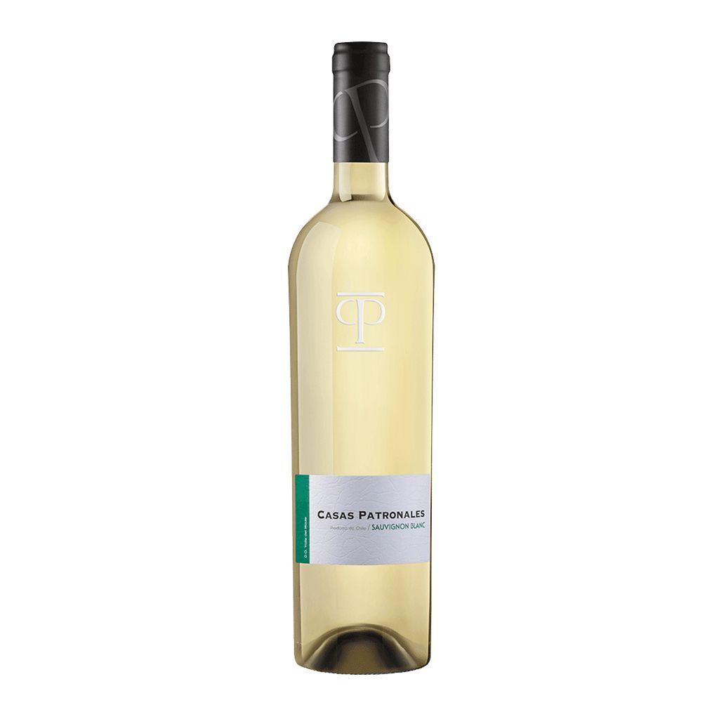 Wine Casa Patronales Sauvignon Blanc 2016