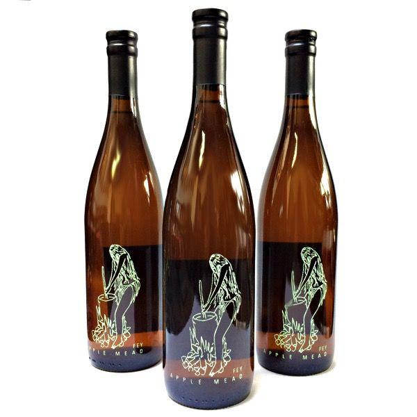 Wine Enlightenment Wines Fey Apple Mead