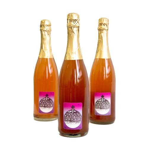 Wine Enlightenment Wines 'CAS II' Sparkling Apple/Cherry Mead