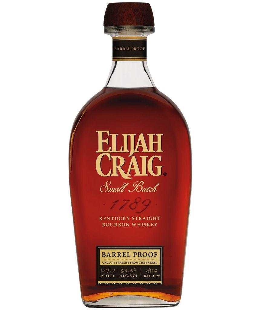 Spirits Elijah Craig Bourbon 12 yr 'Barrel Proof'