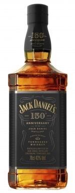 Spirits Jack Daniel's Tennessee Whiskey 150th Anniversary Whiskey