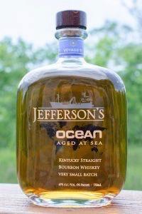 Spirits Jefferson's 'Ocean' Bourbon Very Small Batch  Voyage 11