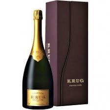 Sparkling Krug Champagne Brut Grand Cuvee Gift Box 1.5L