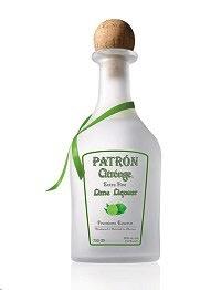 Spirits Patron Liqueur Lime Citronage