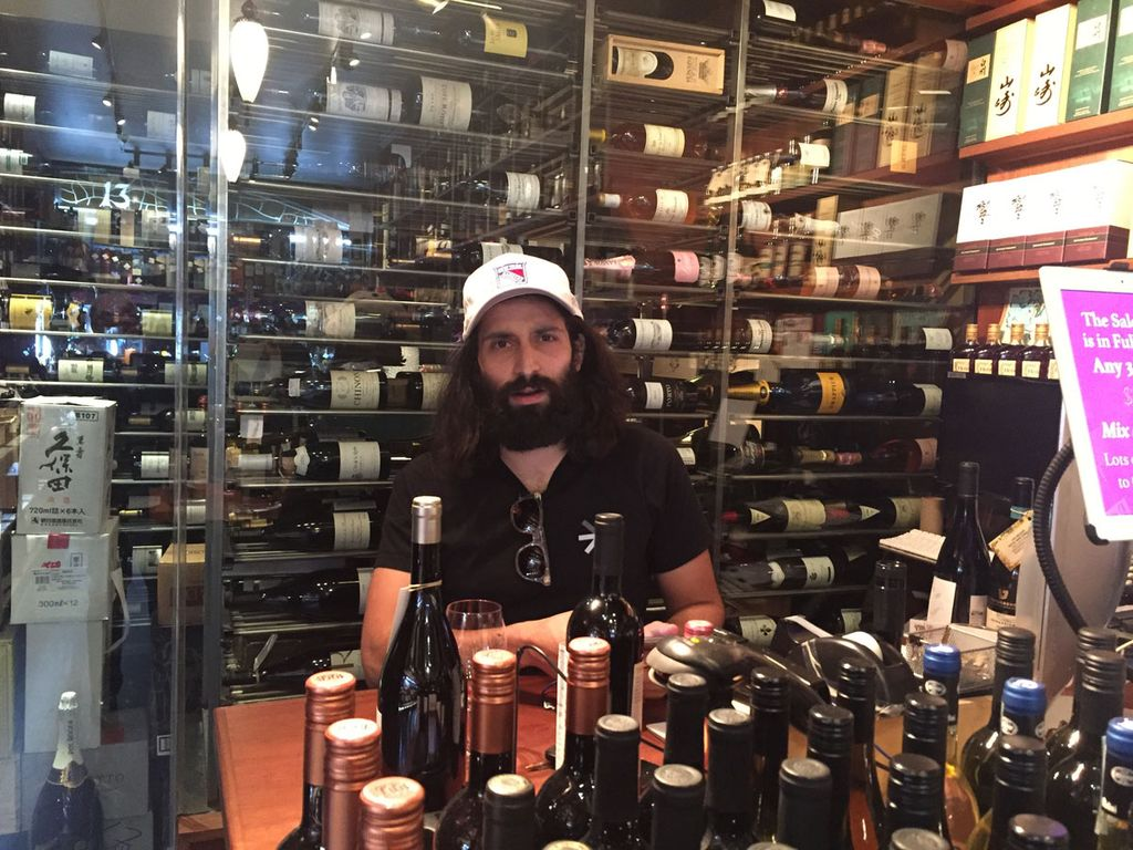 Wine M Sokolin Sierra de Salamanca Rufete 2015